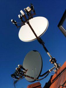 montaż anteny Pyskowice, ustawienie anteny Pyskowice, serwis anten
